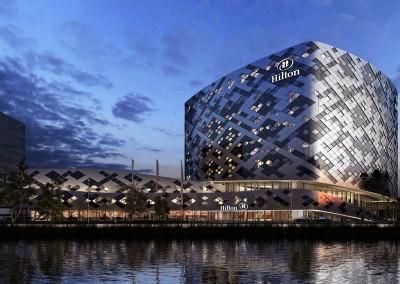 Hilton Schiphol Hotel Amsterdam