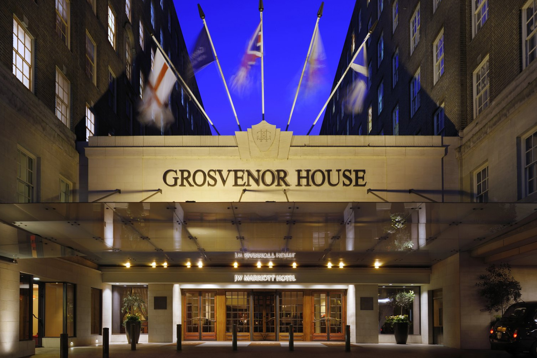 GROSNEVOR HOUSE HOTEL