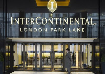 Intercontinental Park Lane, Restaurant